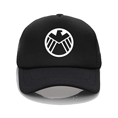 XMYNB Baseball Cap Men Hat Marvel Logo Printing Baseball Cap Women Summer Cap New Sun Baseball Cap Mens Cap