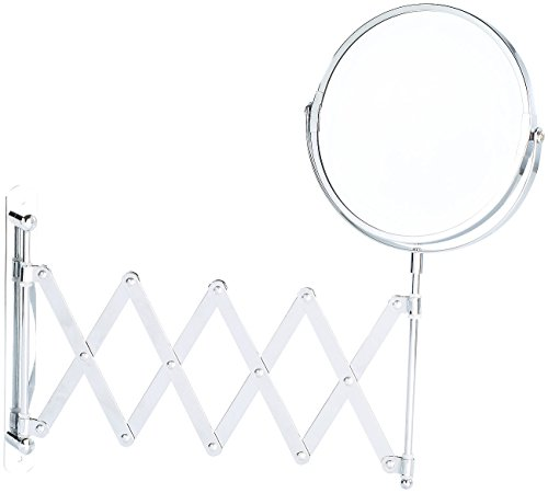 Miroir grossissant mural, grossissement x2 [Sichler]