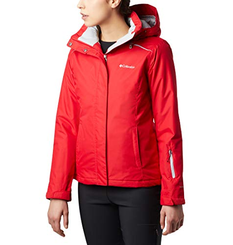 Columbia Damen On The Slope' Ski-jacke, Rot (Red Lily), XS