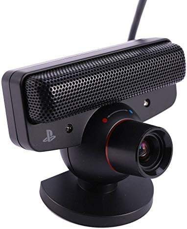 Binchil Gaming Motion Sensor Came Camera For 3 Zoom Games System Lens Ps3 Usb Move Motion Eye product image