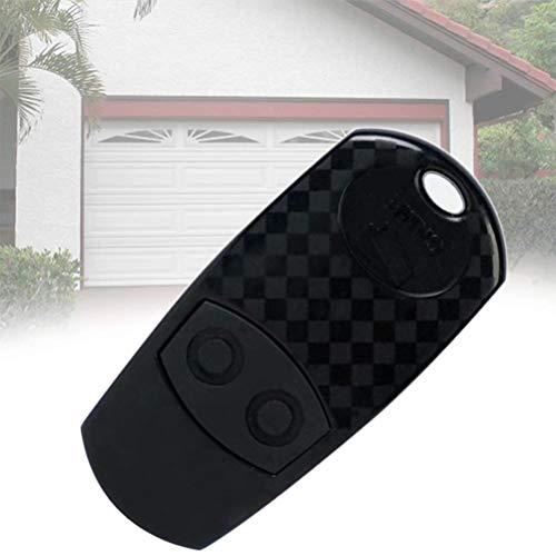 EMUKOEP Mando a distancia universal para puerta de garaje, 433,92 MHz, mando a distancia para puerta de garaje Telecontrol, duradero, compatible con Came TOP 432NA / 432 S / 432 M.