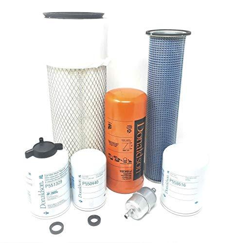CFKIT Maintenance Filters Kit for CASE 580K Loader Backhoes