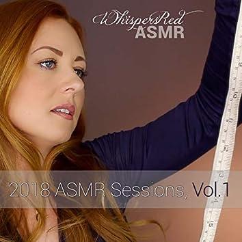 2018 Asmr Sessions, Vol.1