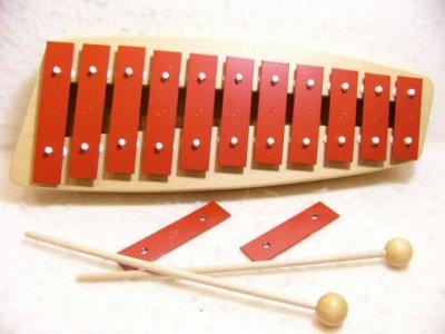 ゾノア メタルフォンNG10鉄琴 グロッケン ドイツ製