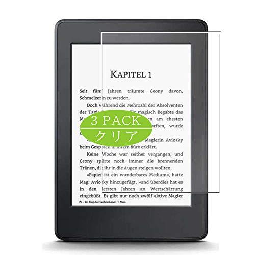"VacFun 3 Piezas Claro Protector de Pantalla, compatible con Amazon Kindle Paperwhite (2015) 6"", Screen Protector Película Protectora(Not Cristal Templado) NEW Version"