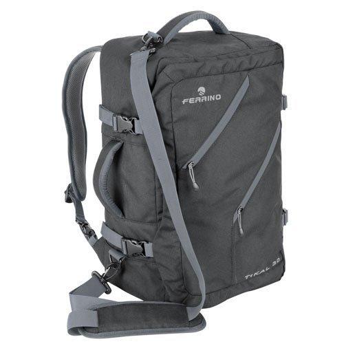 Ferrino Tikal 30 Travel Backpack-Black, 30 Litres by Ferrino