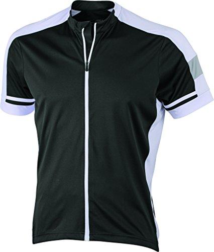 2Store24 Men's Bike-T Full Zip in Black Size: XXL
