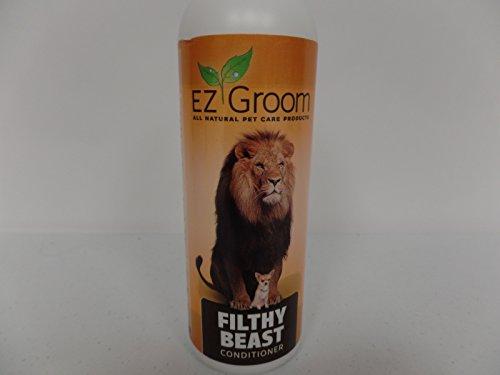 EZ-Groom Filthy Beast Conditioner Detangler/De-Matting - 16 OZ