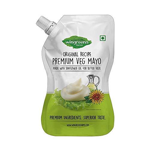 Wingreens Farms Premium Veg Mayo, 800g