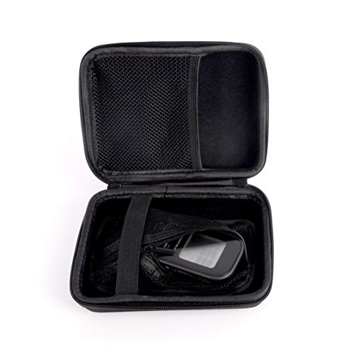 Travel Case for Belifu Nursal Tens Unit Kedsum Omron Healthmate Forever Irelieve Tens Unit Machine Protective Hard Carrying Case