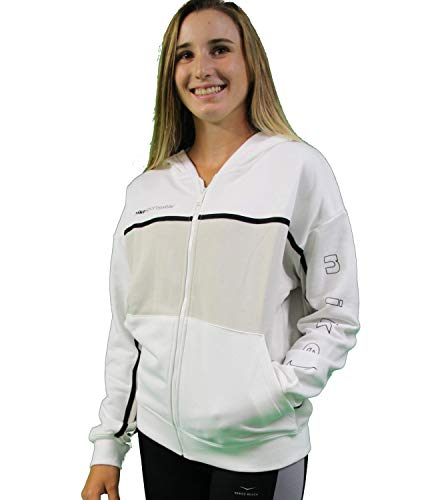Nike - Chaqueta con capucha para mujer, talla XS