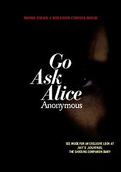 Paperback Go Ask Alice Book