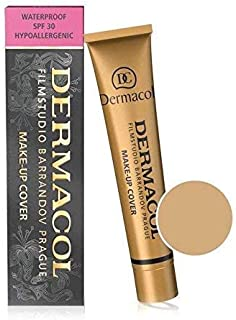 Dermacol Make-up Cover - Waterproof Hypoallergenic Foundation 30g 100% Original Guaranteed (223)