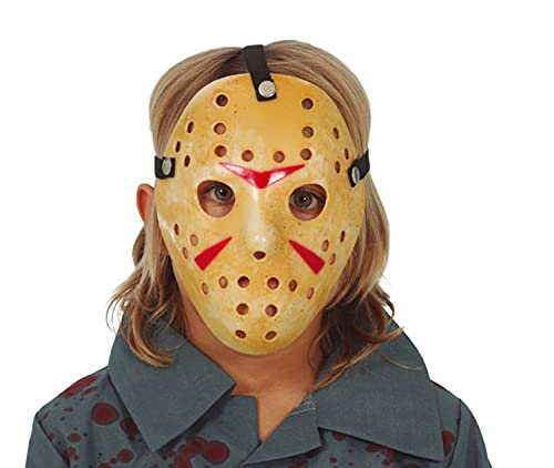 MIMIKRY Mascarilla de terror para niños de jueves 13 de Jason, Halloween, película...