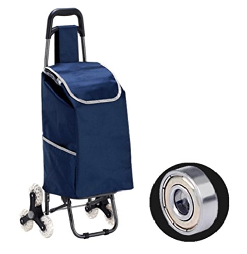 Porte-bagages à grande capacité 6 roues , dark blue