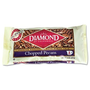 Chopped Pecans 8 Bag Popular brand in the world oz Year-end annual account