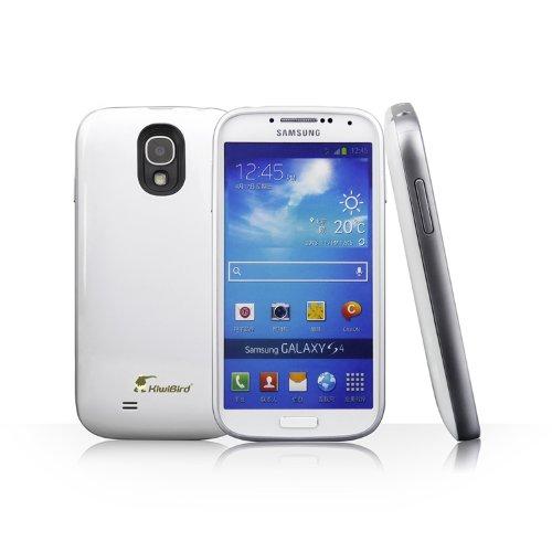 KiwiBird Q-Sim Dual-Sim card adapter adattatore dual sim + cover per Galaxy S4