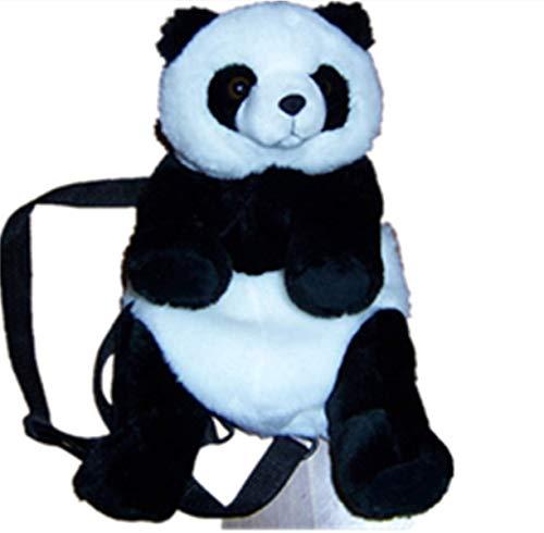 Mignon Sac à Dos en Peluche Panda pour Bébé Enfants, Sac à Bandoulière Schoolbag Ecole Maternelle