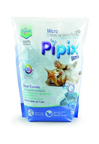 Microsilica Pipix 1.6 kg Pipix para Cães