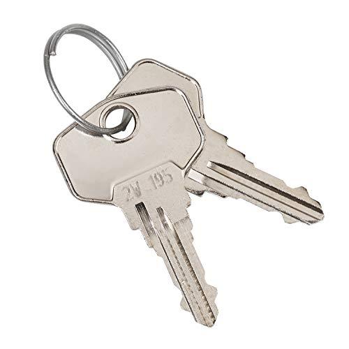 WAGNER-EWAR Schlüssel Zylinderschloss (ab 1990)
