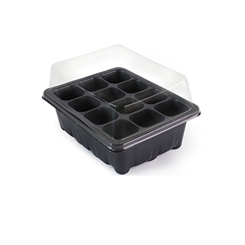 Grow Trays with Humidity Dome and Cell Insert