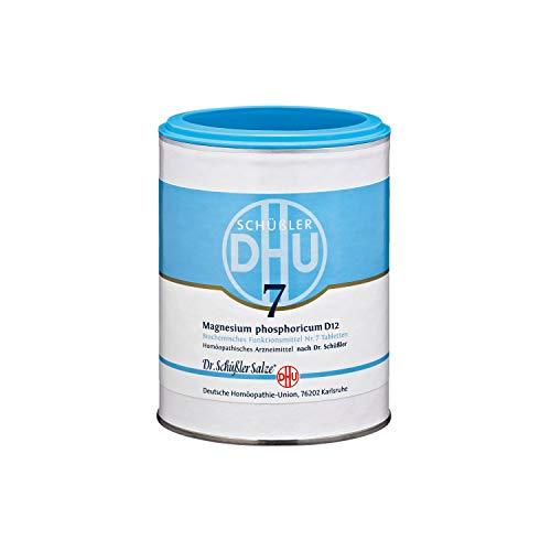DHU Schüßler-Salz Nr. 7 Magnesium phosphoricum D 12 Tabletten, 1000 St. Tabletten