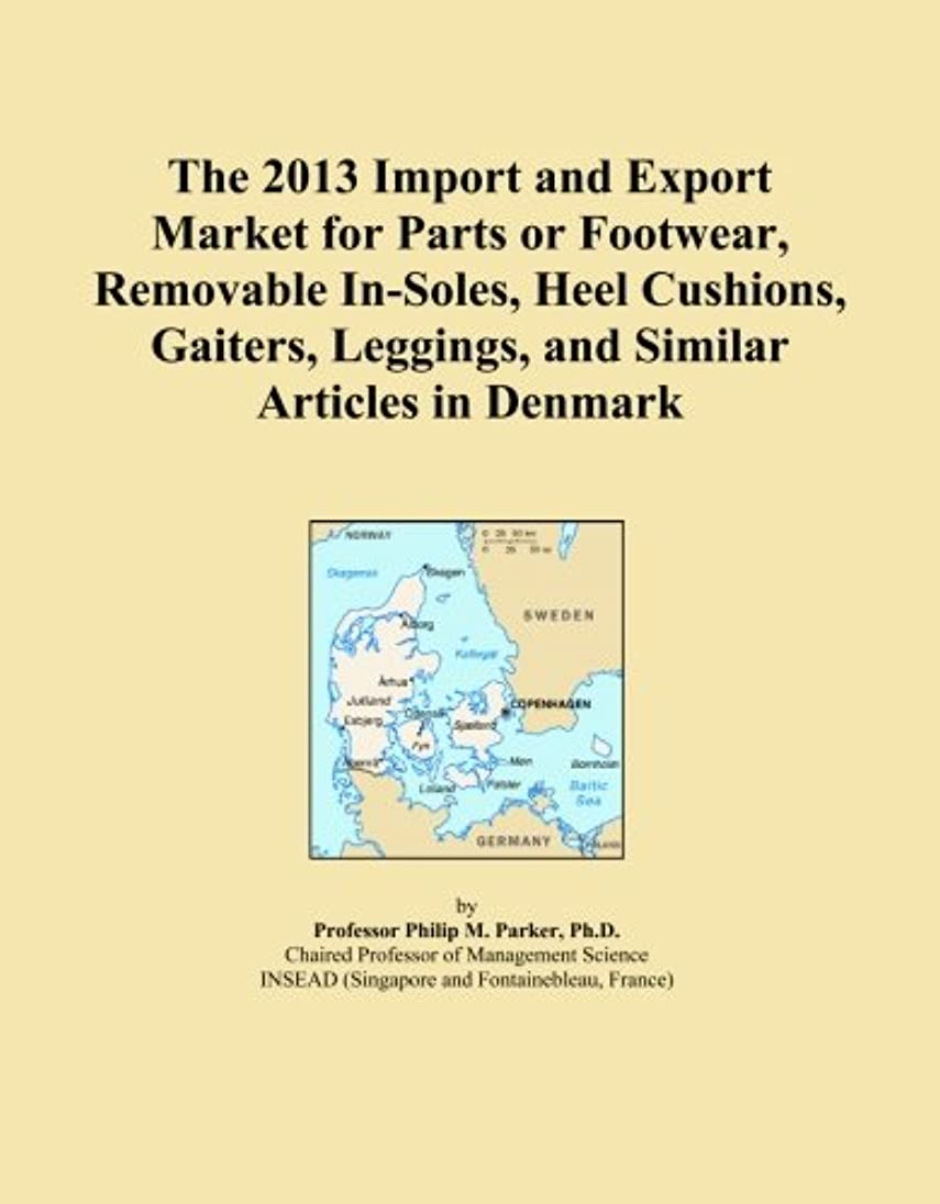 ヘルシー者能力The 2013 Import and Export Market for Parts or Footwear, Removable In-Soles, Heel Cushions, Gaiters, Leggings, and Similar Articles in Denmark