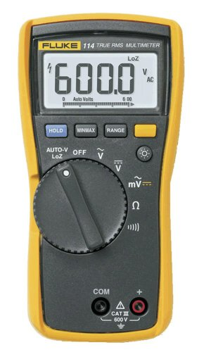 Fluke 114 Electrician's Multimeter