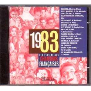 Les plus belles chansons françaises 1983CD