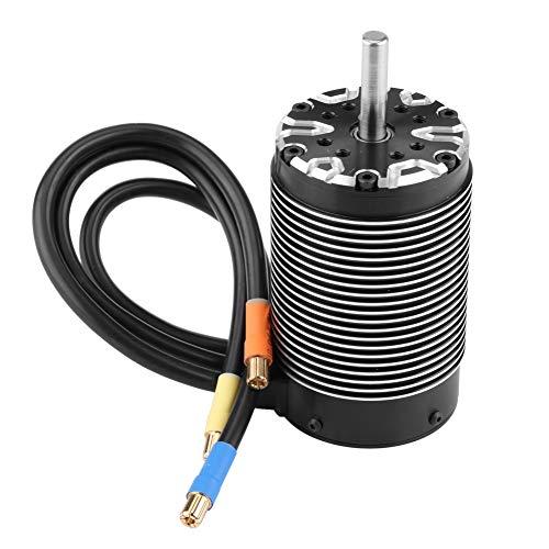 Dilwe RC Car Brushless Motor, 5692 730KV Sensorless Brushless Motor für 1/5 RC Car Modell Zubehörteile