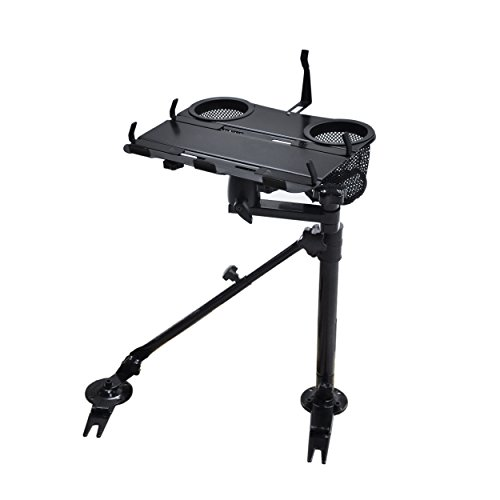 Purchase AA-Products K002-A Car Under Seat Installation Laptop Stand with Ball-Head