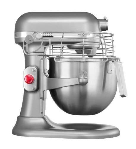 Kitchenaid 5KSM7990XESM Professional Küchenmaschine Silber-Metallic, Metall