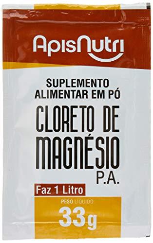 Cloreto de Magnésio Sachê (33g), Apisnutri