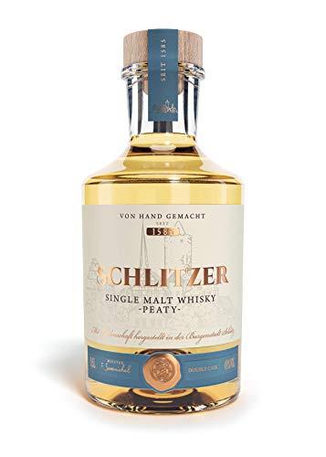 Schlitzer Slitisian Single Malt Whisky peaty 49% vol, 0,5l