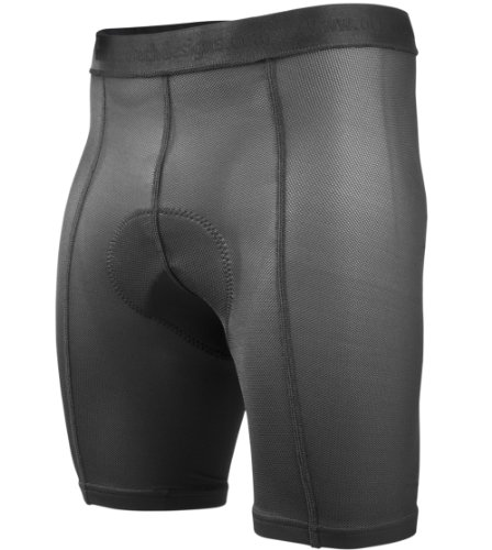 Men's Padded Bicycle Touring Underwear - Made in...