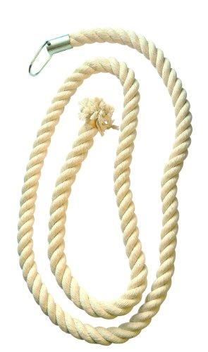 Tau - Klettertau für Kinder; 100% Baumwolle; zugelassen für 130 kg