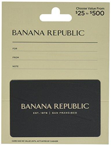Banana Republic $100 Gift Card