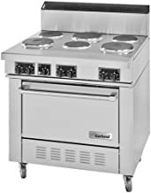 Best garland commercial electric stove Reviews