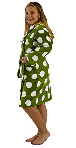 byLora Albornoz con Capucha de algodón con Lunares para niñas y Mujeres pequeñas