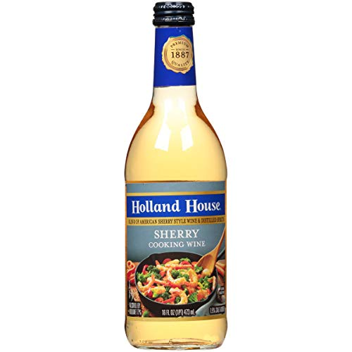 Holland House Cooking Wine, Sherry, 16 oz