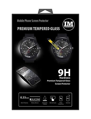 Cristal protector para LG G Watch R//Premium Protector de pantalla tanque Cristal...