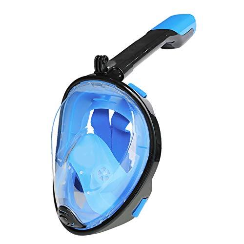 UKON Maschera Subacquea, Snorkeling Maschera Full Face 180 ¡ã Visualizza Design...