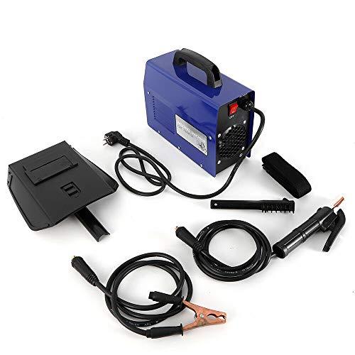 Soldadora inverter MMA IGBT electrodo 200 A electrodos 2,5 mm Arc Inverter Soldador MMA 120 A IGBT E-Hand Soldador de electrodos 7,7 KVA