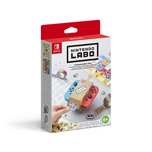 Switch Nintendo Labo - Set de...