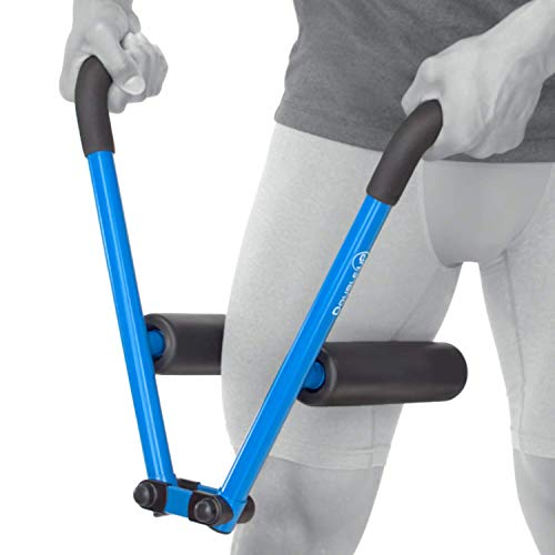 Find Discount DoubleUP Roller - Dual Muscle Roller - Alternative to Foam Rollers - Roll While Standi...
