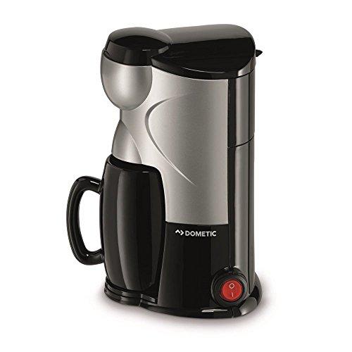 DOMETIC 9600000339 Perfectcoffee Cafetera de Una Taza a 24 V
