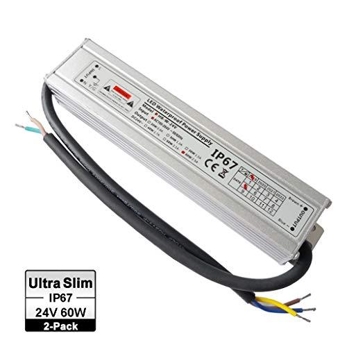 Composants passifs ZJN-JN Transformateur dimmable LED Pilote 15-60 Volt//DC transformateur 6-18x1W