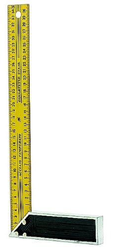 Metrica 29247 Squadra per Falegname, 500 mm
