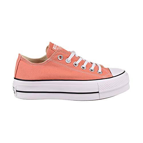 Converse Damen Chuck Taylor All Stars Sneaker, Apricot Weiß, 40 EU