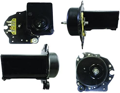 New Windshield Wiper Motor Replacement 1963-1991 Chevrolet For G Free shipping Clearance SALE! Limited time!